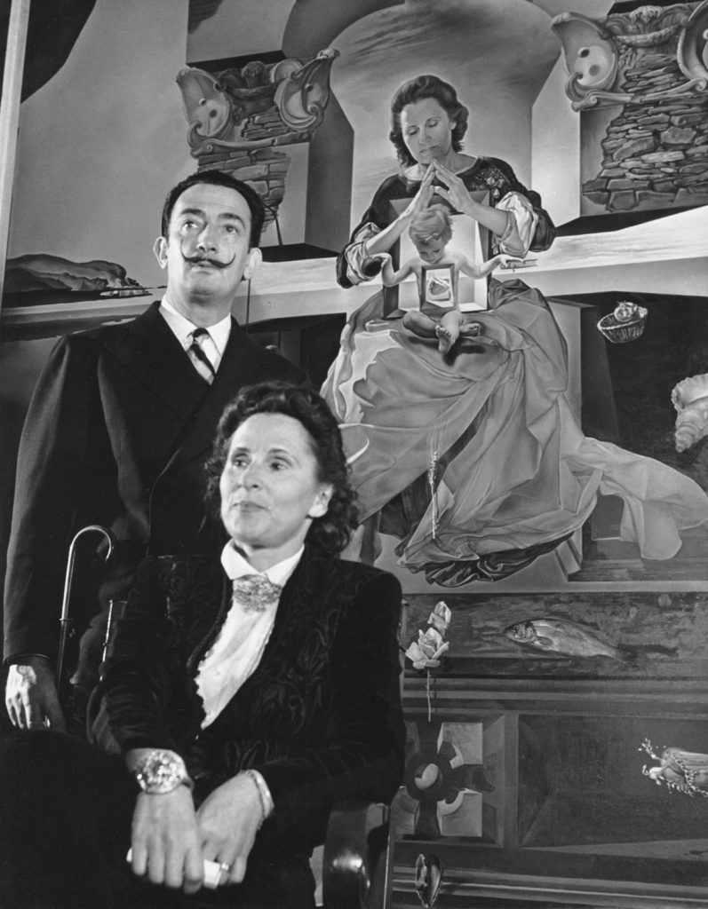 Salvador Dalì e Gala